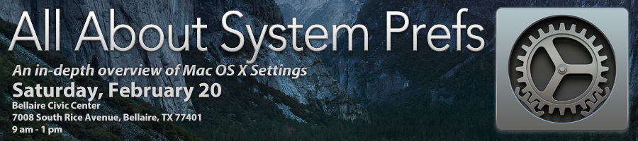 All About System Preferences